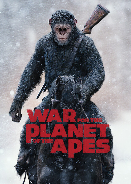 War for the Planet of the Apes on Netflix Canada