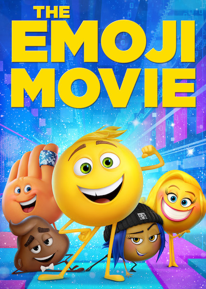 The Emoji Movie on Netflix Canada
