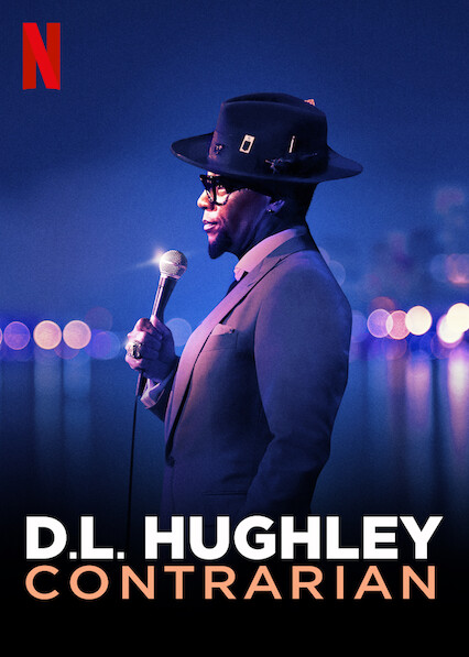 D.L. Hughley: Contrarian on Netflix Canada