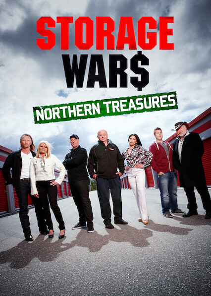 Storage Wars: Northern Treasures on Netflix Canada