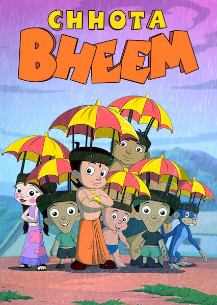 Chhota Bheem on Netflix Canada