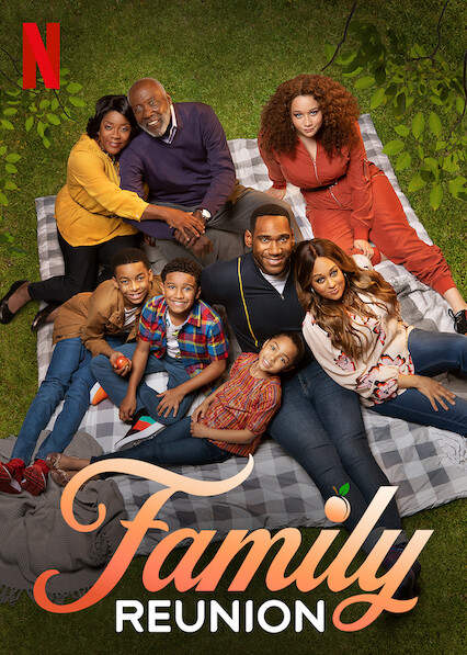 Family Reunion on Netflix Canada