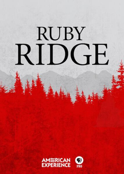 American Experience: Ruby Ridge on Netflix Canada