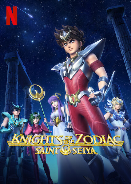 SAINT SEIYA: Knights of the Zodiac on Netflix Canada
