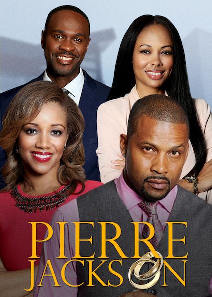 Pierre Jackson on Netflix Canada