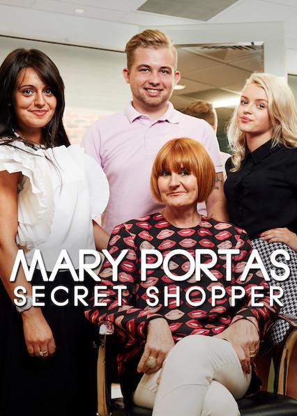 Mary Portas: Secret Shopper on Netflix Canada