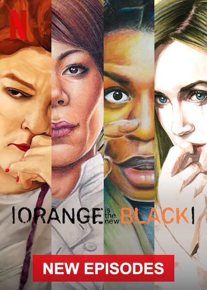 Orange Is the New Black on Netflix Canada
