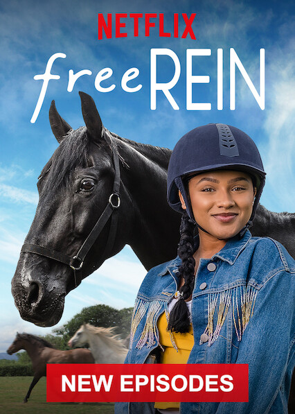 Free Rein on Netflix Canada