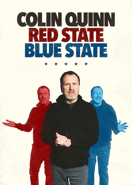 Colin Quinn: Red State Blue State on Netflix Canada