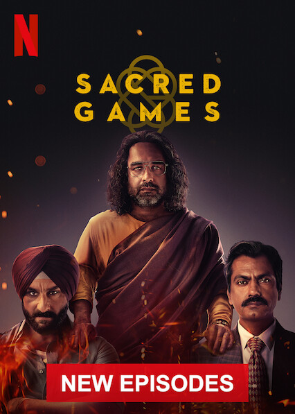 Sacred Games on Netflix Canada