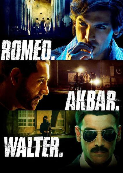 Romeo Akbar Walter on Netflix Canada