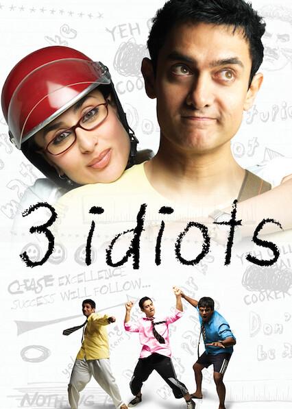 3 Idiots on Netflix Canada