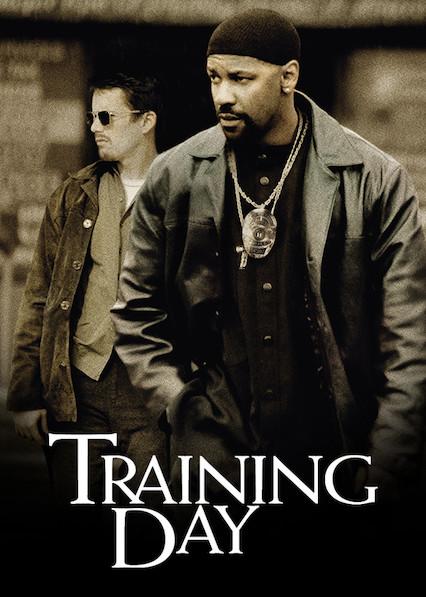 Training Day on Netflix Canada
