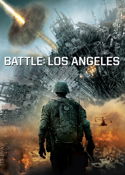 Battle: Los Angeles on Netflix Canada