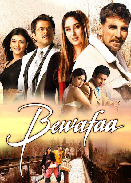 Bewafaa on Netflix Canada